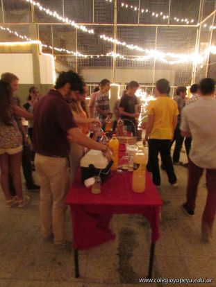 Cena de Despedida de la Promocion 2015 19