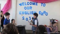 Expo Ingles del 2do Ciclo 54