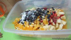 Preparamos Ensalada de Frutas 7