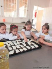 Empanadas en Salas de 5 13