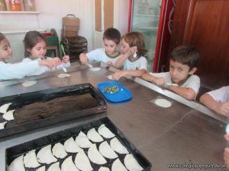 Empanadas en Salas de 5 18