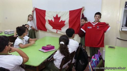 Around the world - Canada 27