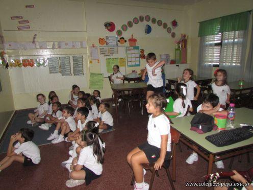 Primaria comenzo la Doble Escolaridad 71