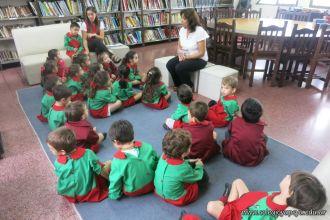 Sala de 4 en Biblioteca 9