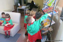 Salas de 4 en Biblioteca 10