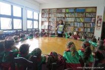 Salas de 4 en Biblioteca 24