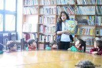 Salas de 4 en Biblioteca 25