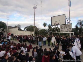 Encuentro Intercolegial de Deportes 100
