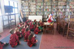 Salas de 5 en la Biblioteca 21