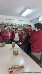 Visita a la Facultad de Veterinaria 16