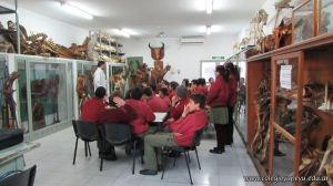 Visita a la Facultad de Veterinaria 7