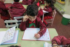 Cuaderno en Salas de 5 16