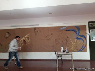 Mural de la Independencia 3