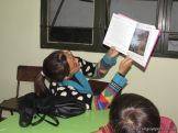 Segundo Encuentro de ''Te regalo una lectura'' en Primaria 12