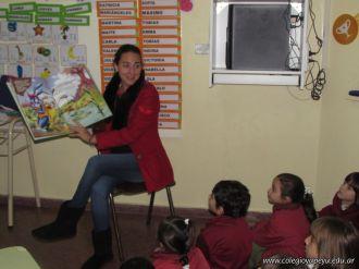 Segundo Encuentro de ''Te regalo una lectura'' en Primaria 26