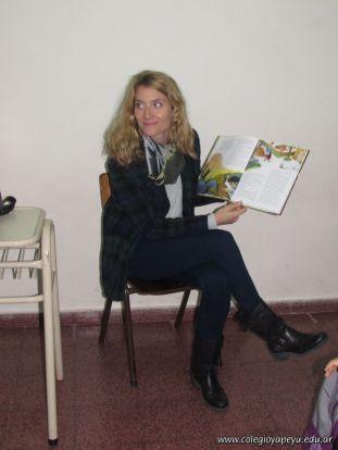 Segundo Encuentro de ''Te regalo una lectura'' en Primaria 33