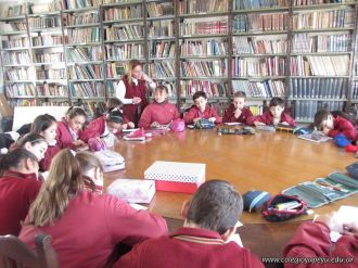 Sexto en biblioteca 9
