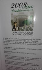 Visita al Museo de Cs. Naturales Amado Bonpland 3