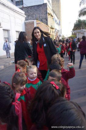 Desfile y Festejo de Cumpleaños 11