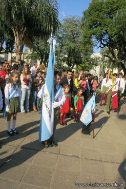 Desfile y Festejo de Cumpleaños 182
