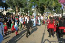 Desfile y Festejo de Cumpleaños 186