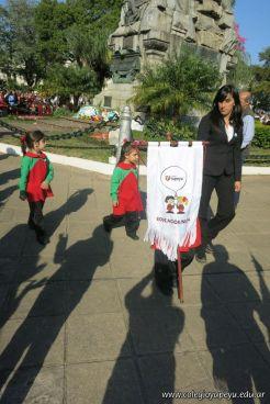 Desfile y Festejo de Cumpleaños 227