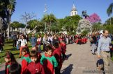 Desfile y Festejo de Cumpleaños 245