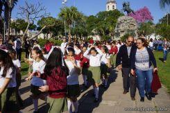 Desfile y Festejo de Cumpleaños 253