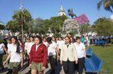 Desfile y Festejo de Cumpleaños 260