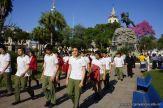 Desfile y Festejo de Cumpleaños 261