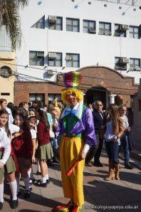 Desfile y Festejo de Cumpleaños 291