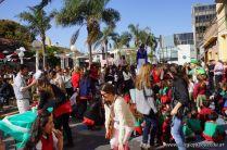 Desfile y Festejo de Cumpleaños 307
