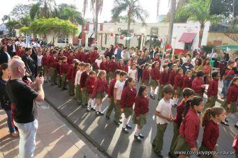Desfile y Festejo de Cumpleaños 67