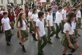 Desfile y Festejo de Cumpleaños 77