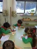 Contando dinosaurios en salas de 5 años 2