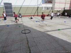 Educación física de jardín 100