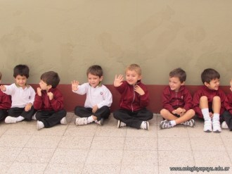 Educación física de jardín 12