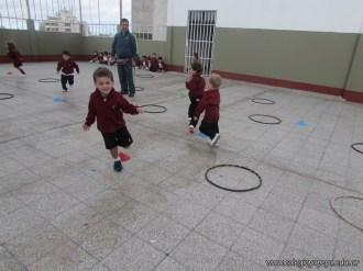 Educación física de jardín 35