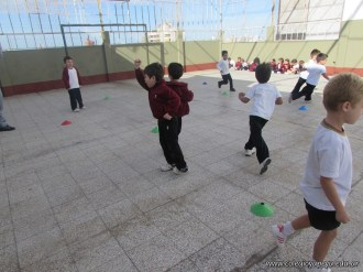 Educación física de jardín 99