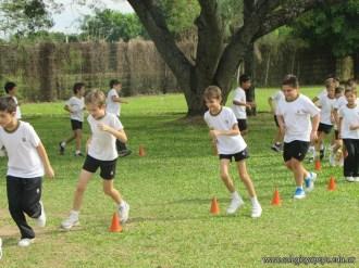 Educación física de 4to grado 23