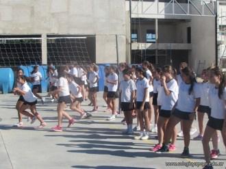 Gran arranque de clases en el campo deportivo 20