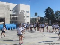 Gran arranque de clases en el campo deportivo 21
