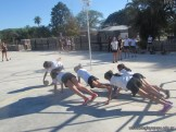 Gran arranque de clases en el campo deportivo 24
