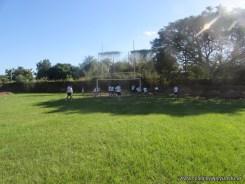 Gran arranque de clases en el campo deportivo 43