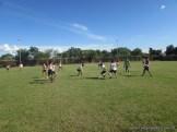 Gran arranque de clases en el campo deportivo 62