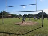 Gran arranque de clases en el campo deportivo 71
