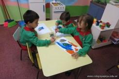Pintando con pinceles 11