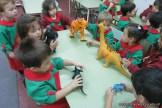 Visita de dinosaurios 11