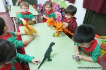 Visita de dinosaurios 19