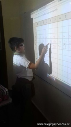 Construyendo la tabla pitagórica 12
